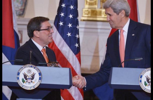 John Kerry reabrirá embajada de Estados Unidos en Cuba el 14 de agosto