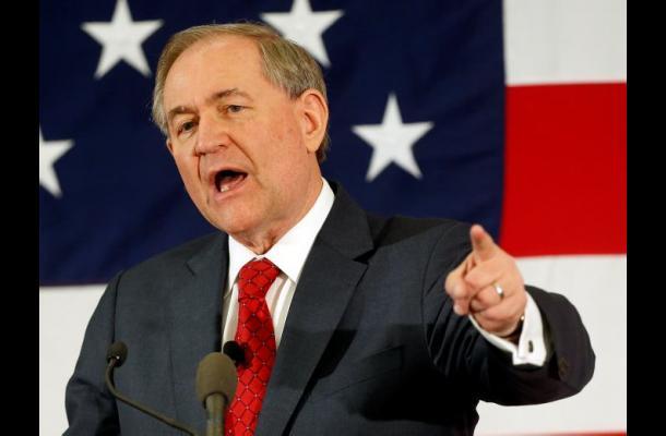 Se presenta un 17° candidato a las primarias republicanas en EE.UU