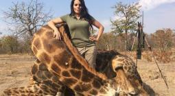 Nueva cazadora genera polémica por publicar fotos con animales muertos