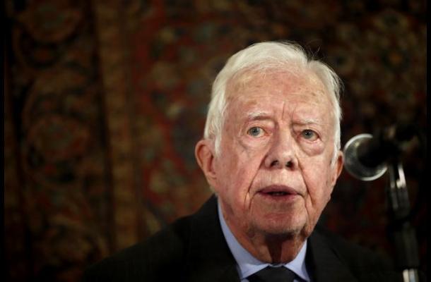 Expresidente de EEUU Jimmy Carter anuncia que padece cáncer de hígado