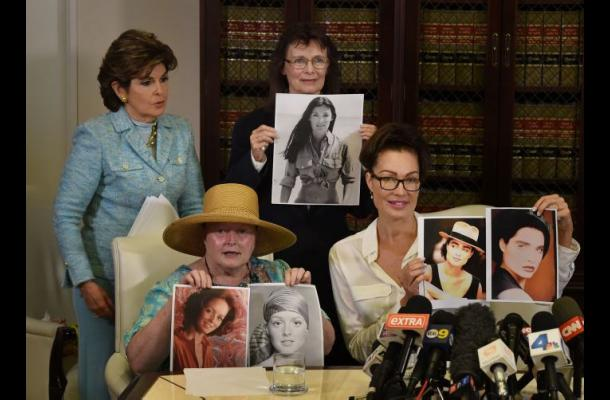 Otras tres mujeres denuncian que Bill Cosby abusó de ellas