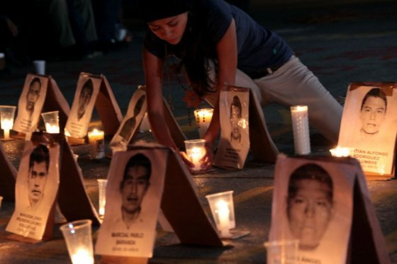 Capturan al hombre que sería ficha clave en desaparición de los 43 estudiantes de Ayotzinapa
