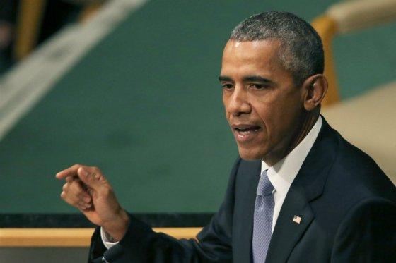 Barack Obama pide en la ONU el fin del embargo estadounidense a Cuba