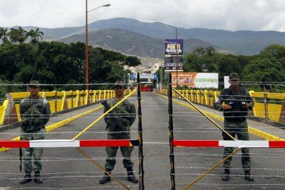Venezuela amplió estado de excepción a otros cuatro municipios fronterizos