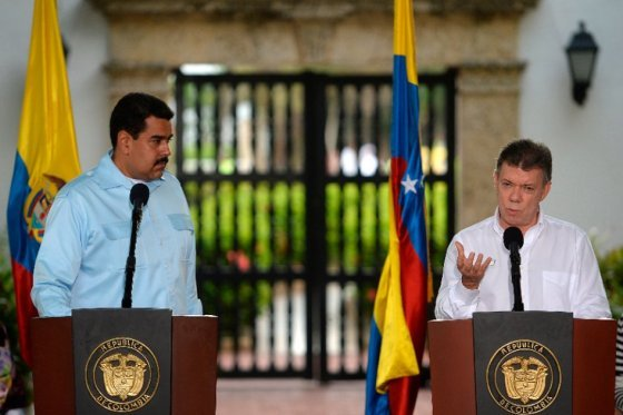 Uruguay espera que reunión de Santos y Maduro lleve a 'soluciones duraderas'