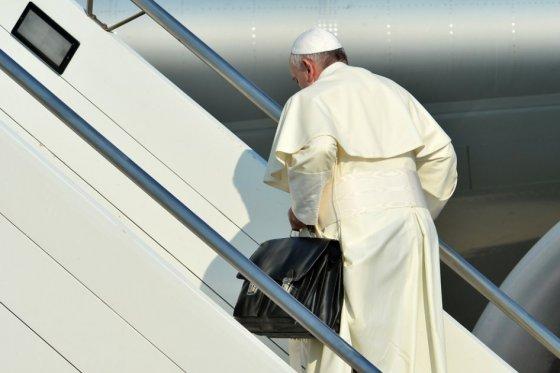 La Habana se concentra en los preparativos para recibir al papa Francisco