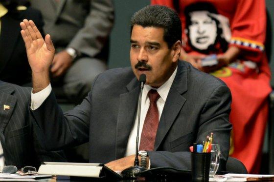 Maduro le propuso a Santos firmar un «pacto de paz» para zanjar crisis fronteriza