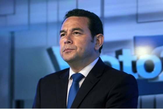 Activistas de Guatemala califican como 'tragedia' eventual Presidencia de Jimmy Morales
