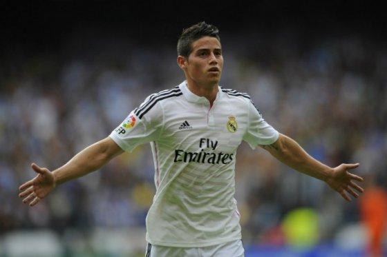 James Rodríguez, el futbolista más cotizado del planeta