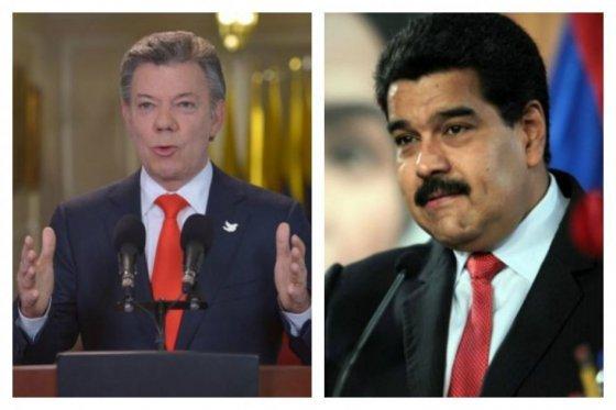 Correa agradece la «gentileza» de Maduro y Santos por aceptar reunión en Quito