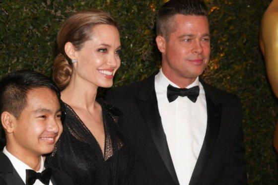Angelina Jolie le da un papel a su hijo Maddox en su próxima película