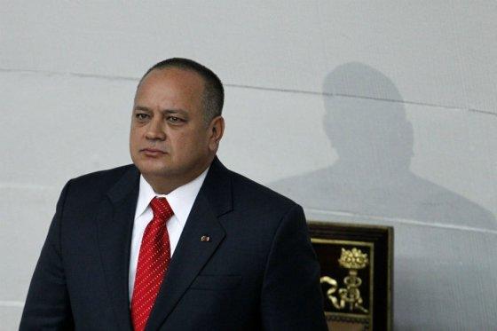 Oposición venezolana no reconocerá resultados electorales: Diosdado Cabello