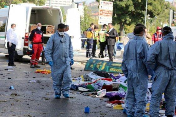 El Estado Islámico ordenó el atentado en que murieron 102 personas en Turquía