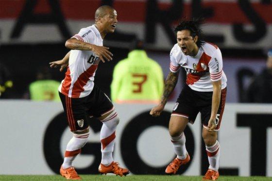 River Plate venció a Chapecoense y se acerca a las semifinales