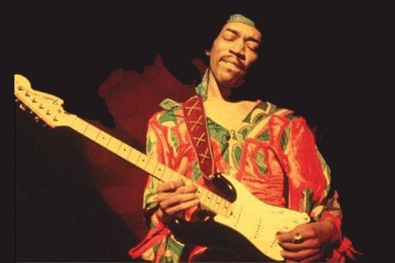 El lugar donde vivió Jimi Hendrix se convertirá en museo