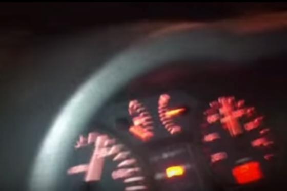 Video de fatal accidente grabado por jóvenes conmociona las redes sociales