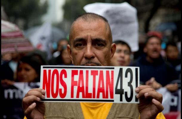 México publica investigación de estudiantes desaparecidos
