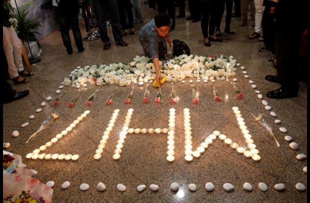 Informan a familias de que vuelo MH17 cayó por un misil Buk