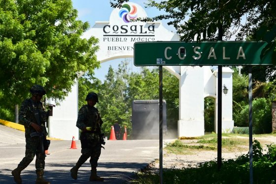 Indagan en México violaciones a DD.HH. en operativos en busca del «Chapo» Guzmán