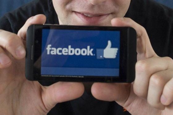 Admitida querella contra Facebook por uso de datos personales