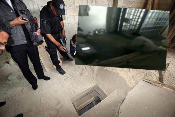 Desarticulan grupo que coordinó fuga de 'El Chapo' Guzmán