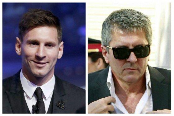Presidente de Liga Profesional de España espera que Messi sea absuelto