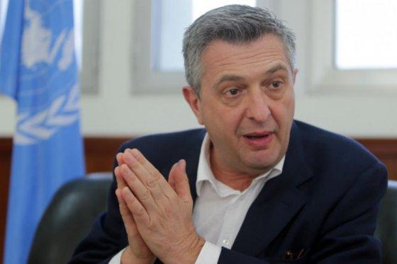 Filippo Grandi nuevo alto comisionado para los refugiados de la ONU