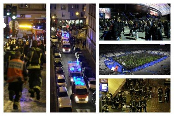 Hollande declaró estado de emergencia en Francia y ordenó cierre de fronteras