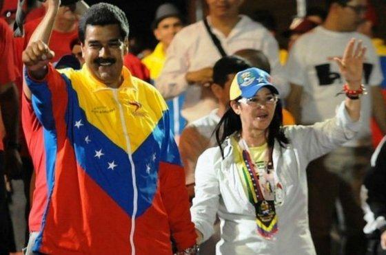 El cartel que estaría detrás de la esposa de Nicolás Maduro