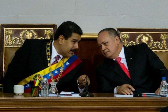 Cabello dice que arresto de familiares de Maduro en EE.UU. es un «secuestro»