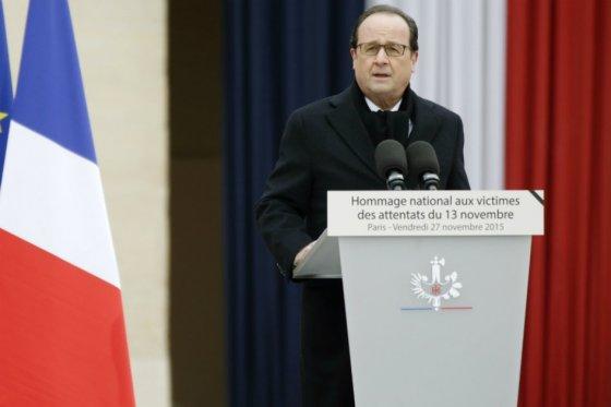 Francia «no cederá ni al miedo ni al odio»