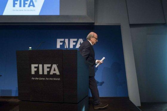 Suiza levantará secreto bancario en caso de corrupción de la FIFA