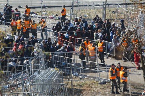 A la Unión Europea llegarían tres millones de migrantes entre 2015 y 2017