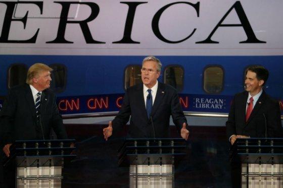 Republicanos celebrarán su cuarto debate por la presidencia de EE.UU.