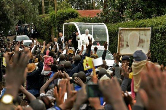 «El mundo mira a África como el continente de la esperanza»: papa Francisco