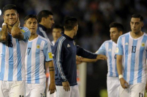 Argentina haría solo un cambio para enfrentar a Colombia