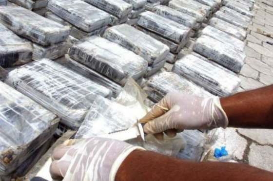 Guardia costera de EE.UU. incauta 515 kilos de cocaína en el mar Caribe