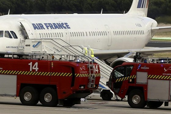 Por amenaza de bomba desvían dos vuelos con rumbo EE.UU.- París