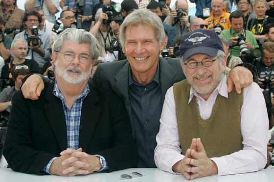 Steven Spielberg quiere hacer «Indiana Jones 5» antes de que Harrison Ford cumpla 80 años