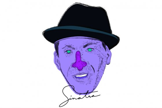 Frank Sinatra, a su manera por siempre