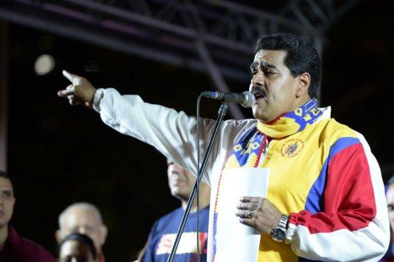 Maduro asegura que hubo compraventa de votos en comicios venezolanos