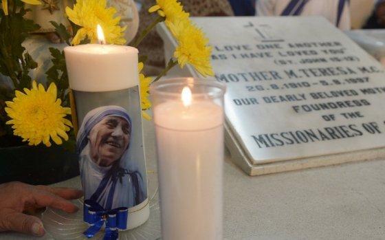 Los milagros de la madre Teresa
