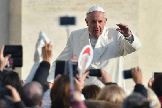 Familiares de desaparecidos en México piden reunión con el papa Francisco