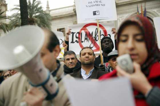 Los actos antimusulmanes se han triplicado este año en Francia