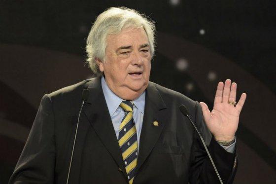 Exdirigente de Conmebol Meiszner se entrega a juez por escándalo FIFA