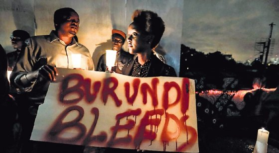 Burundi, ¿cerca de una guerra civil?
