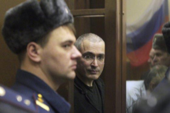 Rusia pide captura internacional conta el opositor Jodorkovski