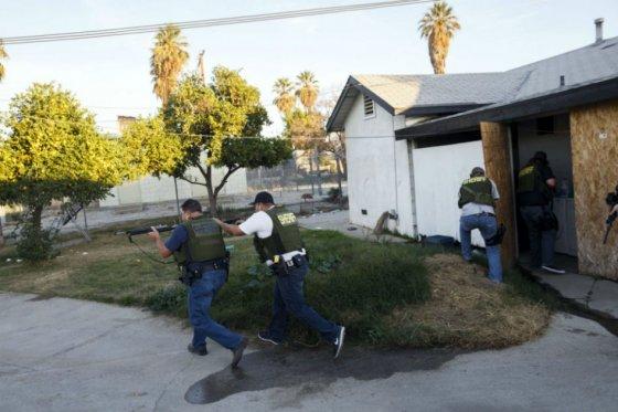 Dos de los sospechosos del tiroteo en California están muertos