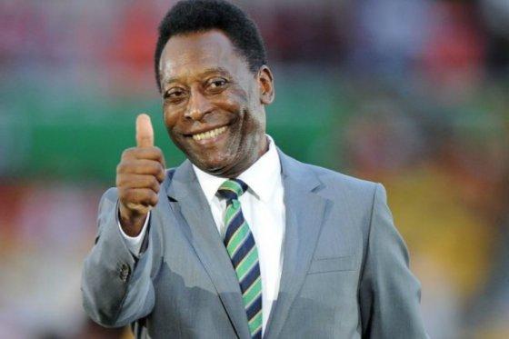 Pelé y Zico piden la salida del presidente de la Confederación Brasilera de Fútbol