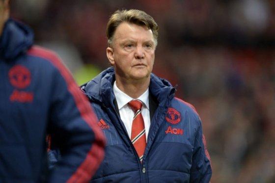 Van Gaal no se presentó en el entrenamiento de Manchester United